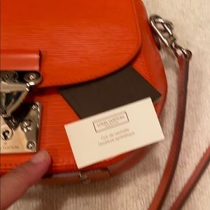 PIMENT EPI LEATHER EDEN ORANGE 3483002